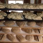Brot und anderes Gebäck